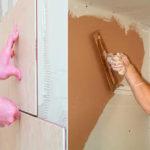 Tiling/Plastering & General building