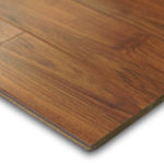 Fit T&G wood laminated flooring