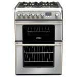 Install Gas Free standing cooker