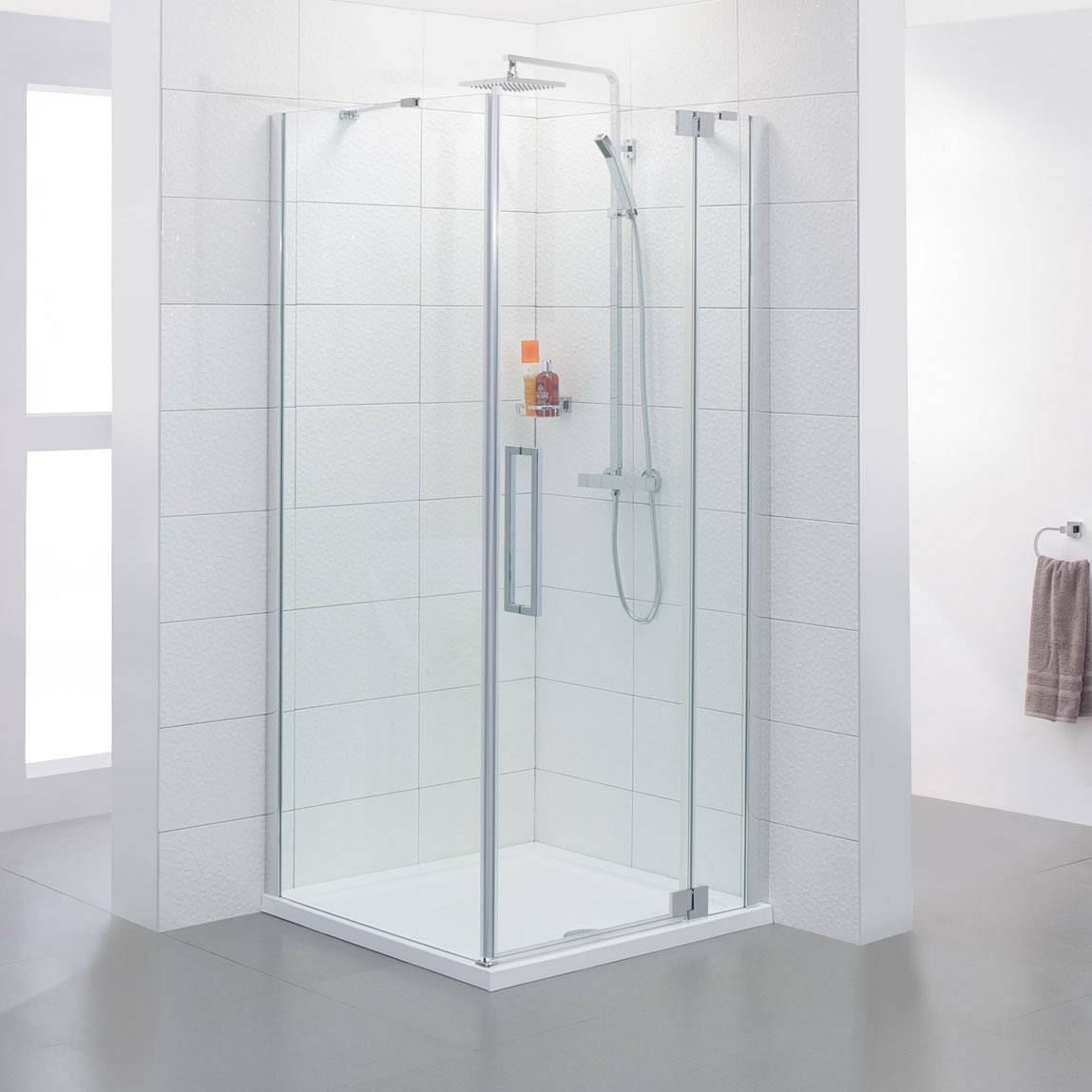 Install shower enclosure | ML Building Direct